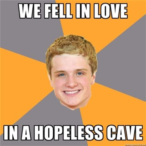 Josh Memes - advice peeta know your meme