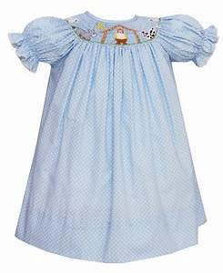 Petit Bebe By Anavini Infant Toddler Girls Blue White