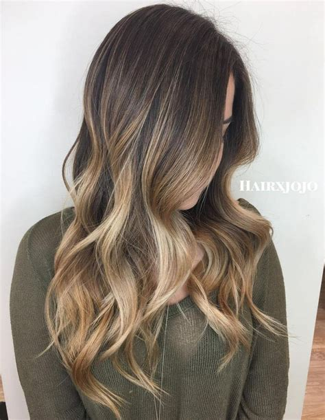Color Ideas For Brown Hair by Hair Color Ideas For Brunettes Bronde Ombre Balayage For