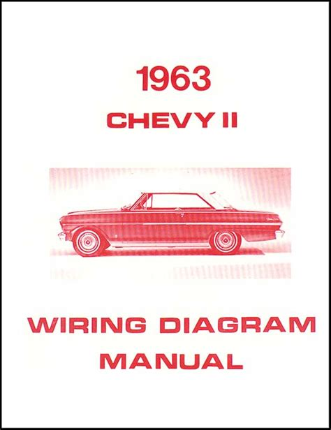 Chevrolet Chevy Nova Parts Literature