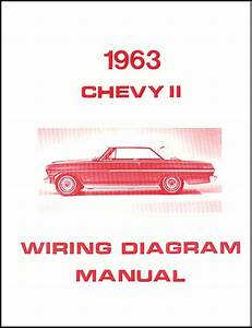 1968 Nova Wiring Diagram Schematic