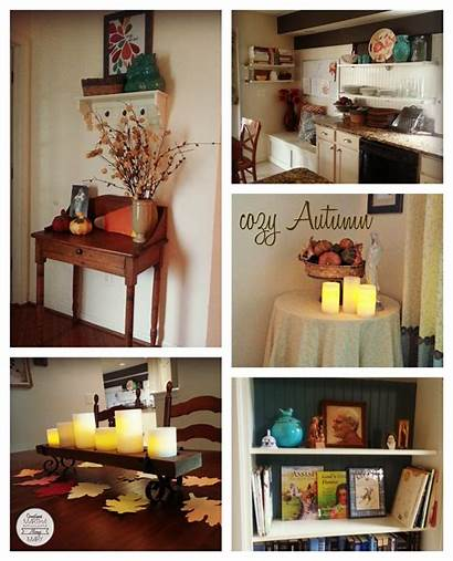 Cozy Autumn Collage Seven Takes Update Quick
