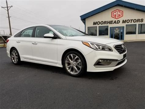 2015 Sonata Turbo by 2015 Hyundai Sonata Turbo Limited For Sale 44 Used Cars