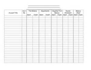 Blank Accounting Worksheet 6 Best Images Of 8 Column Worksheet Printable Blank 10 Column Worksheet Template 10 Column