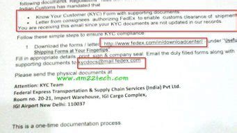 In order to defend yourself from the claim, you need to first identify the allegedly defamatory statement. How to Send Used Mobile to India by USPS Fedex from USA - AM22 Tech