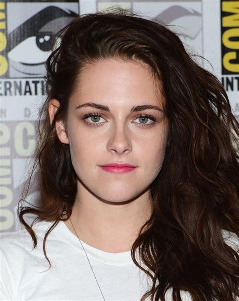 July 2012 Kristen Stewarts Best Hairstyles Popsugar Beauty Photo 16