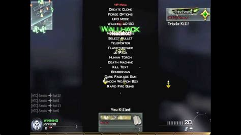 Mw2 mod menu ps3 mac baixar free