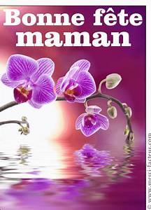Texte Fte Des Mres Avec Des Fleurs Gratuit Et Cartes Fte
