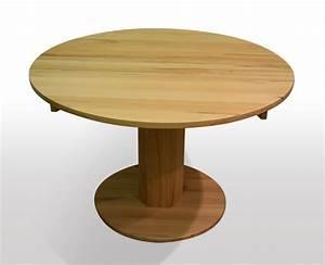 Tisch Oval Ausziehbar Holz : esstisch rund ausziehbar nussbaum ~ Bigdaddyawards.com Haus und Dekorationen