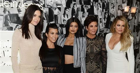 Kris Jenner labels her Kardashian-Jenner daughters as ...