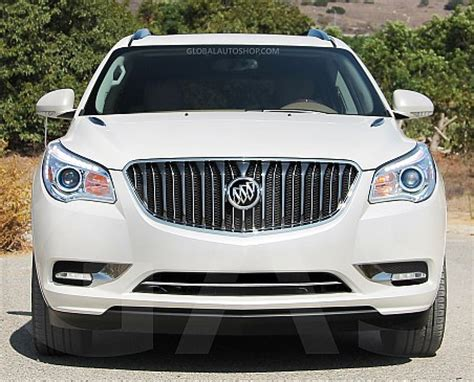 buick enclave chrome grill custom grille grill inserts