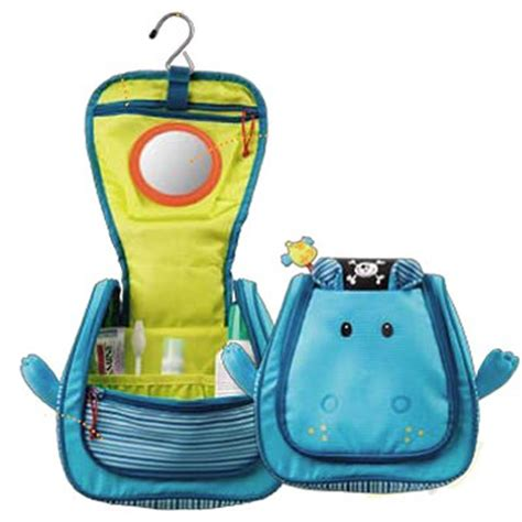 jeux de toilette trousse de toilette arnold l hippopotame jeux et jouets lilliputiens avenue des jeux