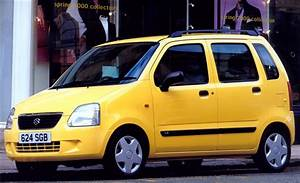 Suzuki Wagon-r  Estate Review  2000
