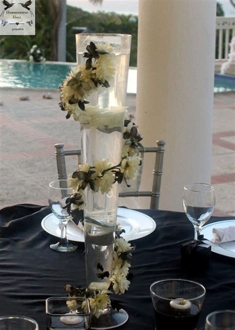38 best images about red black and white centerpieces on