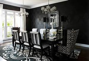 modern dining room table decorating ideas trellischicago With modern dining room table decor