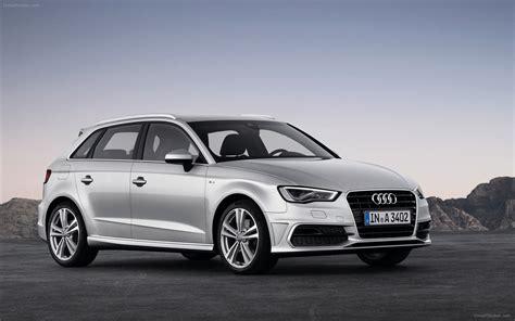 Audi A3 by Audi A3 Sportback S Line 2013 Widescreen Car