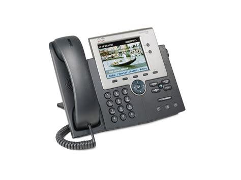 telephone de bureau téléphone fixe cisco ip phone 7945g neuf adopte un bureau
