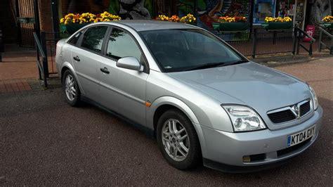 2004 Vauxhall Vectra Brownhills, Dudley