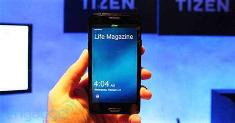 telecom orange will release tizen 2 0 devices from samsung this year maybe huawei