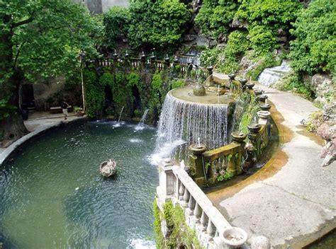 tivoli gardens italy tivoli gardens italy rome province of rome lazio