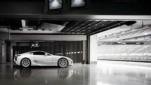 Garage Lexus : hd lexus car parking backgrounds widescreen and hd background wallpaper ~ Gottalentnigeria.com Avis de Voitures