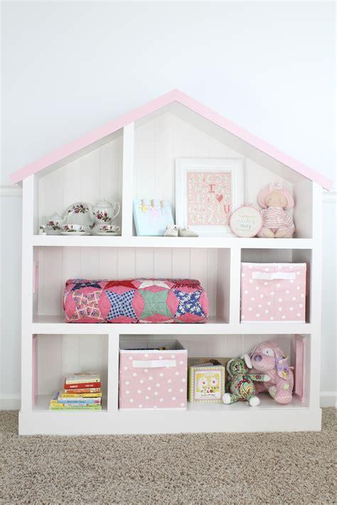 diy dollhouse bookcase   teach  child