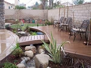 idee deco terrasse bois idee interessante pour la With nice eclairage exterieur maison contemporaine 17 decoration jardiniere balcon