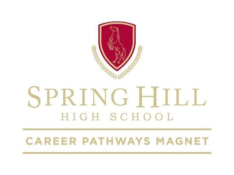 spring hill high homepage