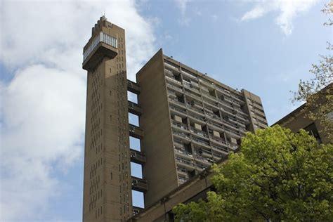 Londons Top Brutalist Buildings Londonist