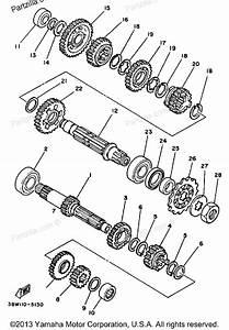 yamaha atv parts 1985 tri z ytz250n transmission diagram With diagram of suzuki motorcycle parts 1985 rm250 transmission diagram