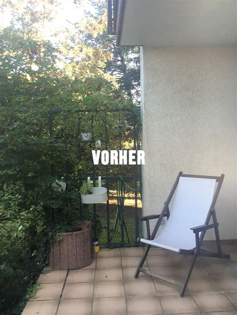 Terrasse Vorher Nachher by Unsere Terrasse Vorher Nachher Tipps F 252 R Die Gestaltung