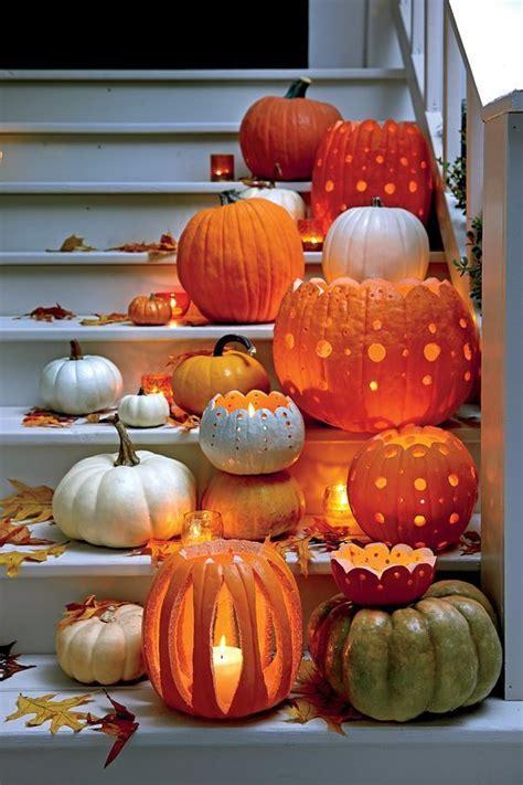Herbstdeko Für Haus Und Garten by Deko Mit K 252 Rbissen Im Herbst 220 Ber 15 Dekoideen F 252 R Haus