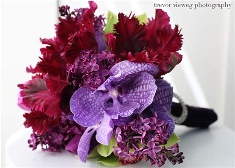 1000+ Images About Deep Colored Bouquets On Pinterest