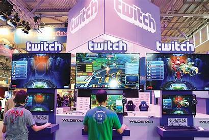 Twitch Stream Gamers Fans Signs Hooked Vital