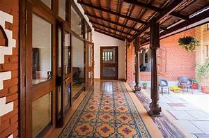 15, Pictures, Of, Courtyards, In, Indian, Homes