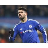 Diego Costa (Chelsea): A coarse, snarly beard with severely-trimmed ...