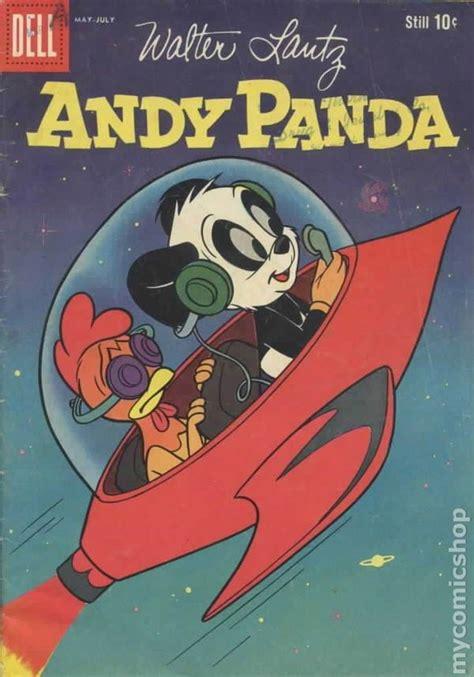 andy panda  dell comic books