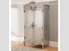 Baroque Antique French Wardrobe works exceptional