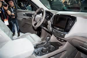 2018 Chevy Chevrolet Traverse Interior