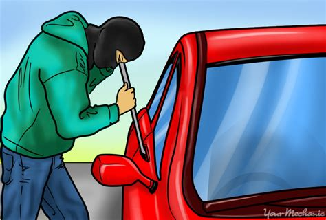 How To Prevent Having Your Car Broken Into Yourmechanic