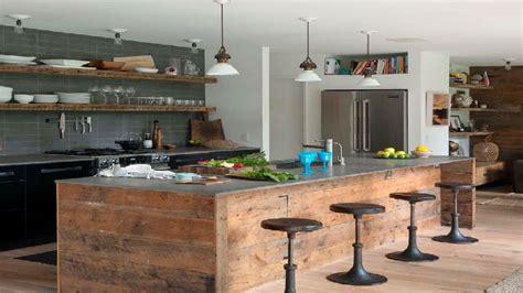 cuisine type industrielle la cuisine industrielle un style déco qui inspire deco cool