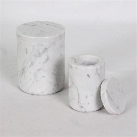 High volume Storage Concrete Canister For Sugar/cookies