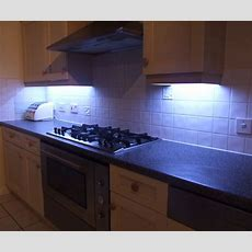 How To Fit Led Kitchen Lights With Fade Effect 7 Steps