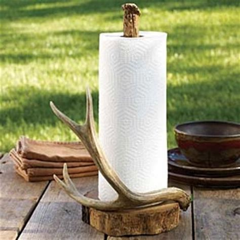 antler paper towel holder antler paper towel holder house deco 4146