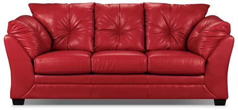 red leather sofa and loveseat red sofa leather 1878 00 jonus sofa and loveseat set black
