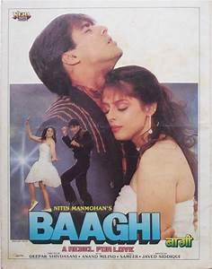Baaghi (1990)   Salman Khan Hindi Movie Posters   Pinterest