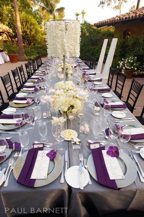 Purple Wedding Ideas With Pretty Details Wedding