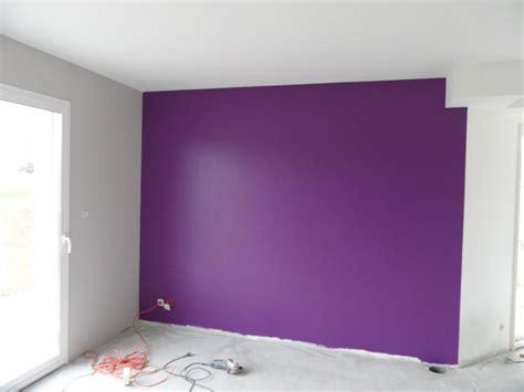 peinture chambre mauve et blanc gris violet peinture fashion designs