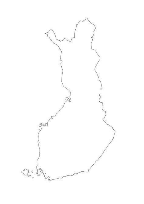 coloring page finland  printable coloring pages