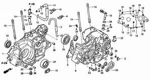 Honda 450r Engine Diagram